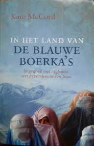 "Dutch Translation ""In the Land of Blue Burqas"", by Kate McCord"