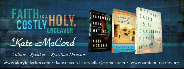 Kate McCord, Author, Moody Publishers